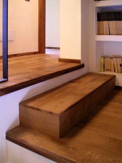 Adattamento a soglie e scalini.